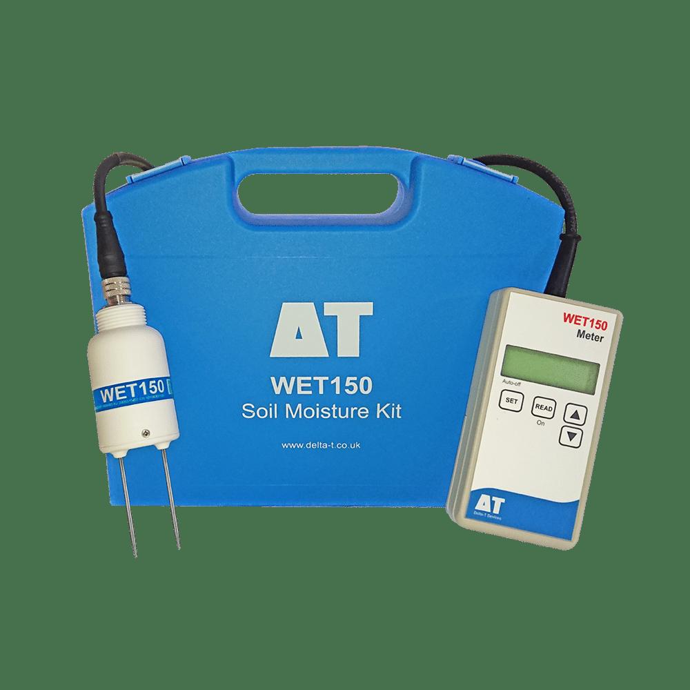 حسگر اندازه گیری رطوبت ، دما و EC حاک مدل WET150