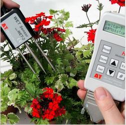 حسگر اندازه گیری رطوبت خاک ، هدایت الکتریکی و دمای خاک
